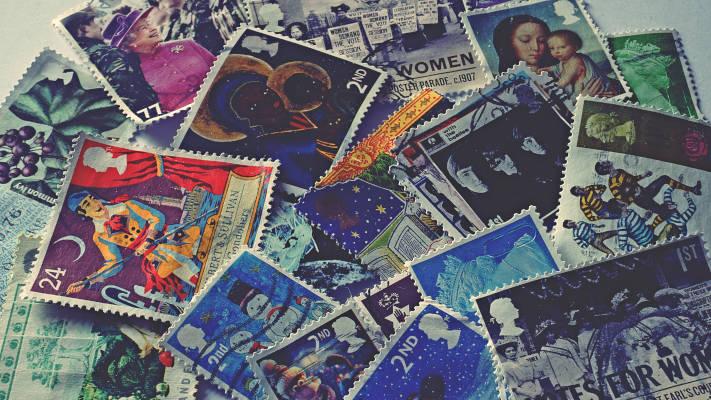 Kundenrückgewinnug-Briefmarken